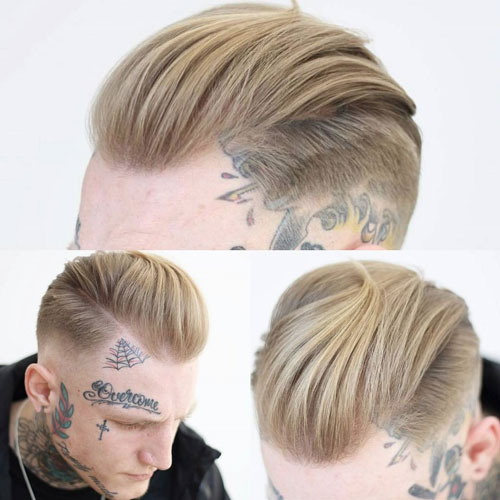 Hairstyles For Balding Men Mens Hairstyles Haircuts 2019