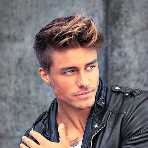 What Haircut Should I Get Mens Hairstyles + Haircuts 2017 - Chin Length Hairstyles