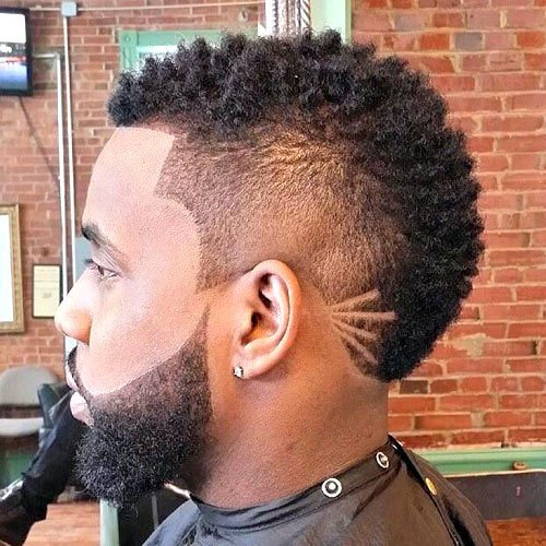 South of France Fade Haircut