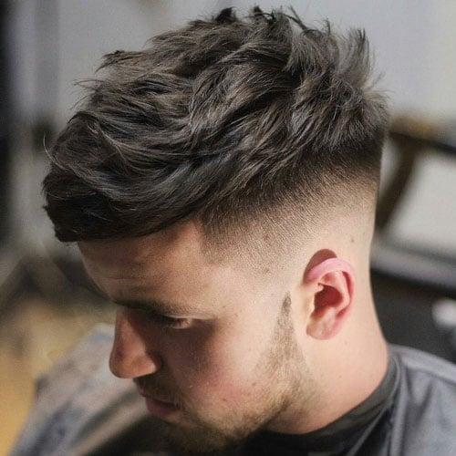 widows peak hairstyles men : ... Widows Peak Hairstyles For Men - Mens Hairstyles + Haircuts 2017