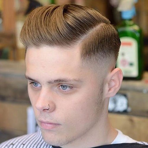 27 Classic Men\'s Hairstyles