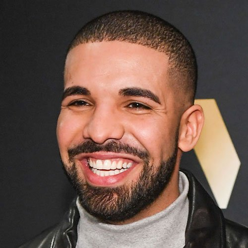 Drake Haircut | Men's Hairstyles + Haircuts 2017