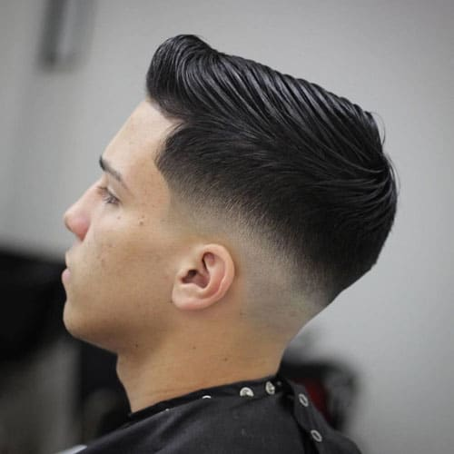 Men's Hairstyles + Haircuts 2019