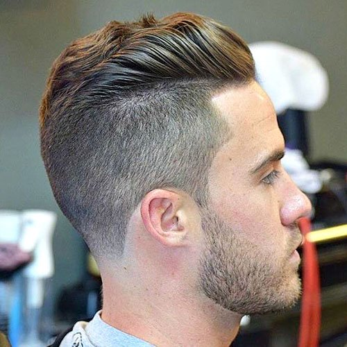 Undercut and Shape Up with Thick Wavy Hair