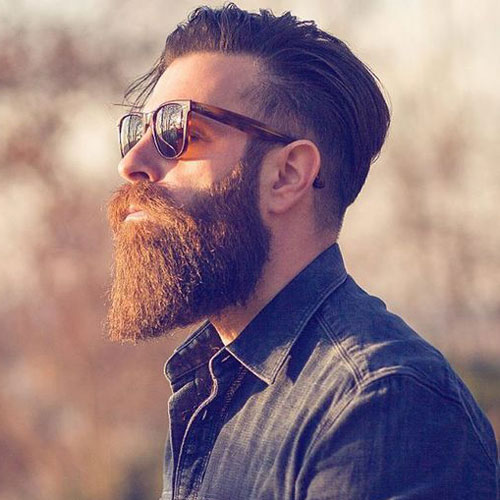 Beard Growth Rate - Best Long Beard Styles