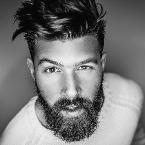 Beard Growth Tips - How To Grow A Thicker Beard Fast