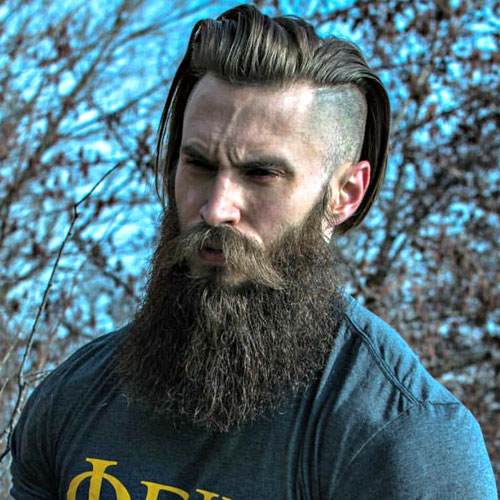 Best Long Beard Styles