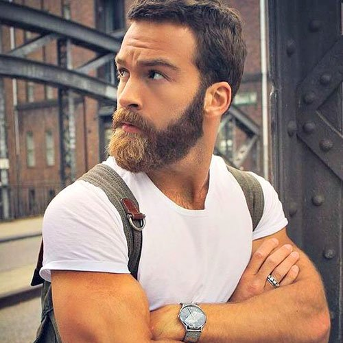 Best Thick Beard Styles - How To Grow A Good Beard