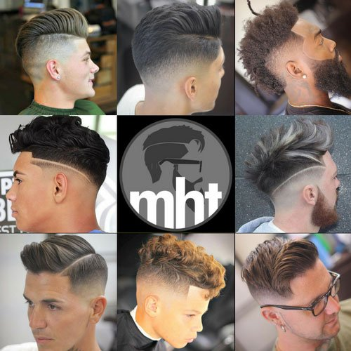 49 Men\'s Hairstyles To Try In 2018