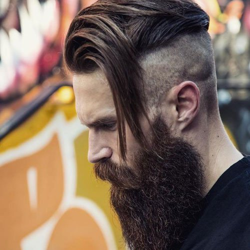 These Are The Best Hairstyles For Men In Their 20s And 30s: Men's Hairstyles + Haircuts 2017