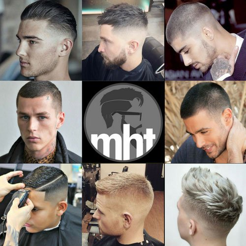 30 Simple, Low Maintenance Haircuts For Men (2019 Update)
