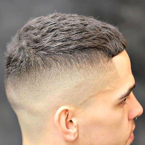 Low Maintenance Haircuts Men Hairstyles