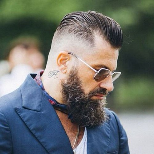 How to make beard grow slower
