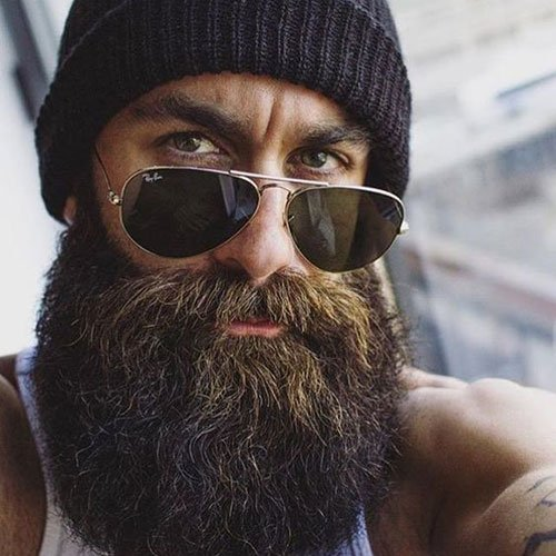How Long To Grow A Long Beard - Full Beard Styles