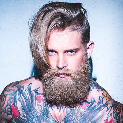 How To Grow A Beard - Best Beard Growth Tips