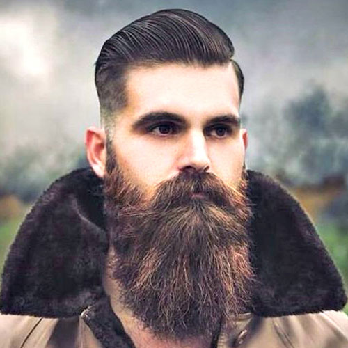 How To Grow A Full Beard - Best Full Beard Styles