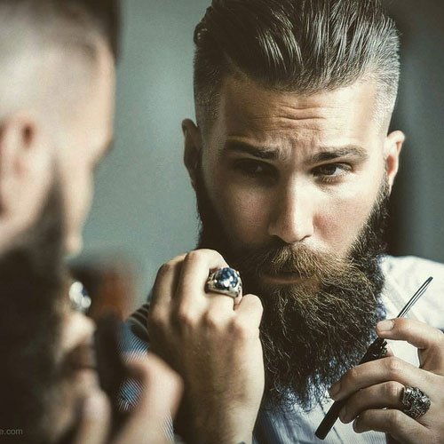 How To Grow A Full Beard