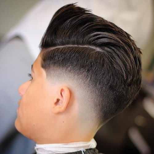 21 Best Drop Fade Haircuts 2020 Guide