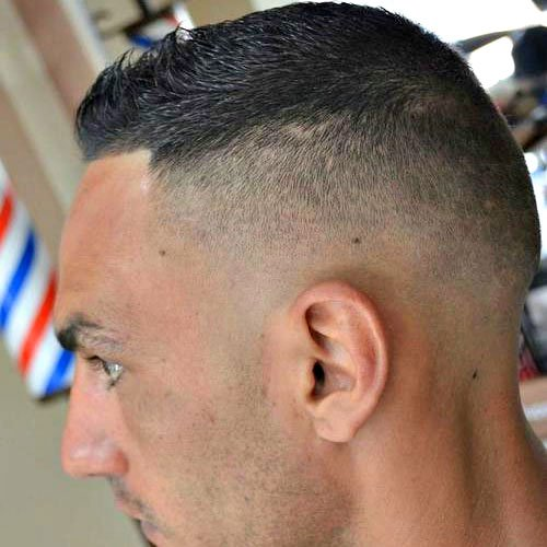 Top 20 Marine Haircuts For Men Men S Hairstyles