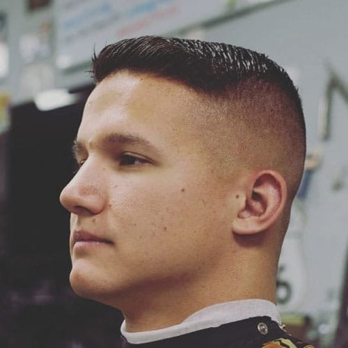 Top 20 Marine Haircuts For Men