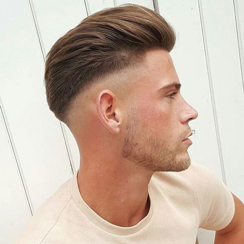 33 Hairstyles For Men With Straight Hair