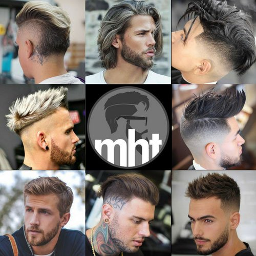 40 Stylish Haircuts For Men 2019 Guide