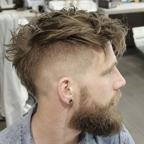 23 Best Edgy Men S Haircuts 2020 Update