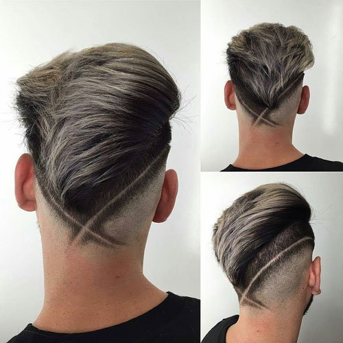 23 Edgy Men S Haircuts
