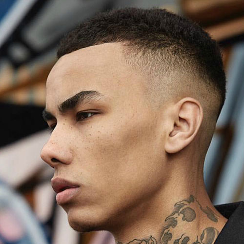 Amazing The French Crop Haircut Men39S Hairstyles And Haircuts 2017 Short Hairstyles For Black Women Fulllsitofus