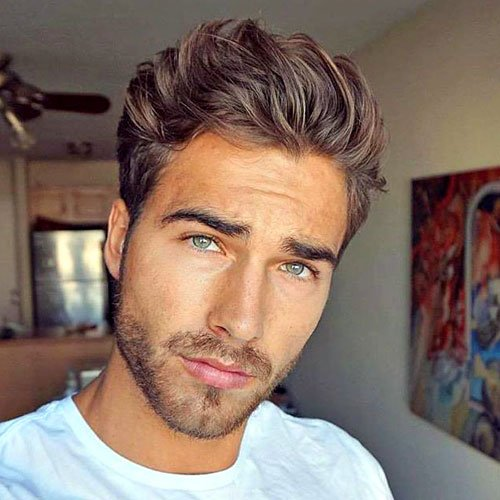 25 European Men s Hairstyles