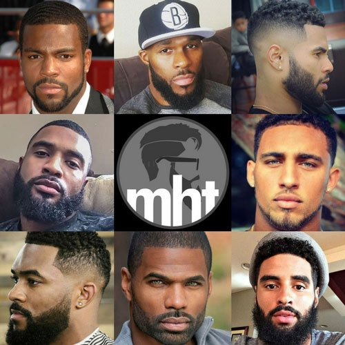 Black Men Beards - Top Beard Styles For Black Guys