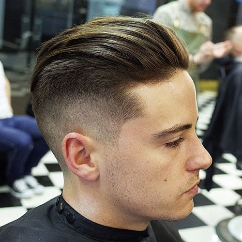 How To Style The Slicked Back Undercut