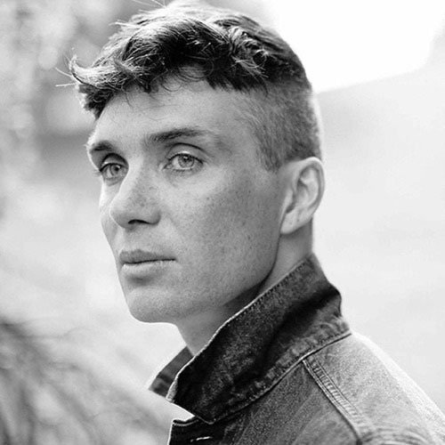 Cillian Murphy Short Hair