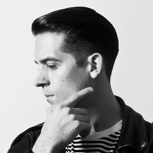 G Eazy Hairstyle on Zac Efron Hairstyles