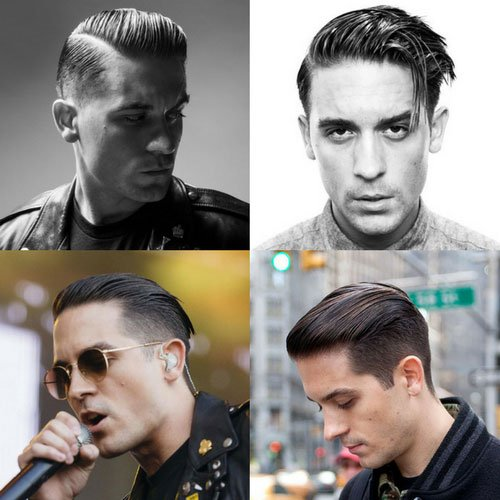 Men hairstyle 2018 back side