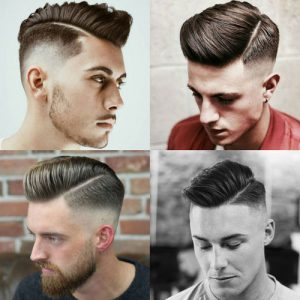 How To Part Your Hair For Men