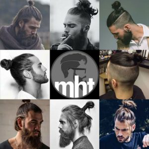 Japanese Samurai Hairstyles For Men