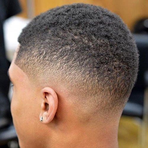 The Shadow Fade Haircut