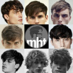 Men's Fringe Hairstyles – Bangs For Men
