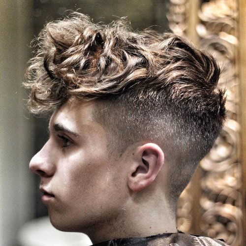 25 Best Mens Fringe Hairstyles Bangs For Men 2019 Guide
