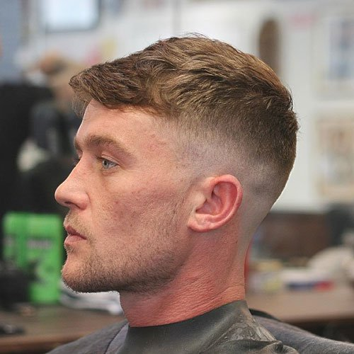 Peaky Blinders Haircut Men S Hairstyles Haircuts 2018