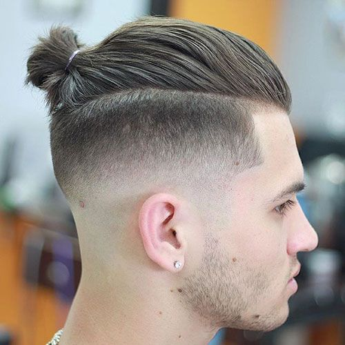 top knot hair style 19 samurai hairstyles for 5643