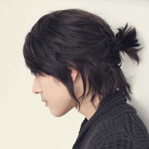 19 Samurai Hairstyles For Men