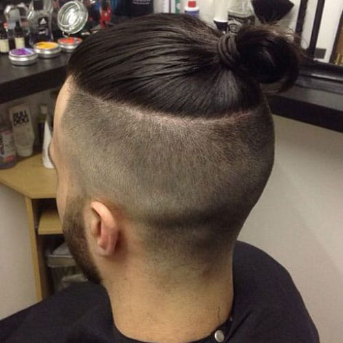 Samurai Top Knot