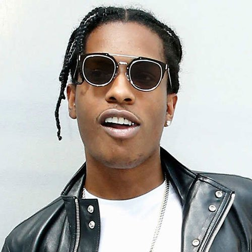 ASAP Rocky Braids - Cool Braided Styles