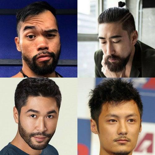 15 Asian Beard Styles | Men's Hairstyles + Haircuts 2017