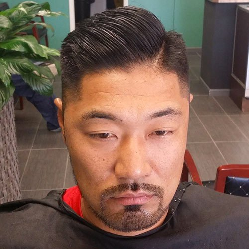 Asian Goatee Styles