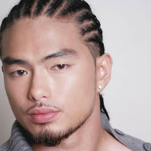 Asian Goatee