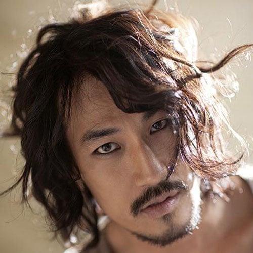 Asian Mustache