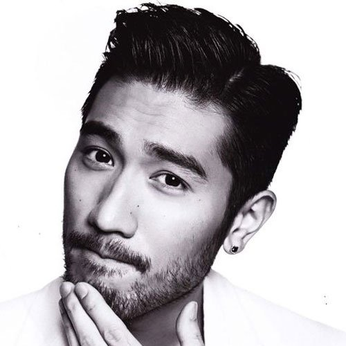 Asian with Beard - Cool Asian Beard Styles For Guys